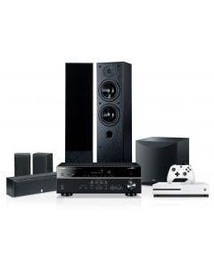 Premiership Pack - 5.1ch Home Theatre incl. BONUS XBOX One S 1TB console